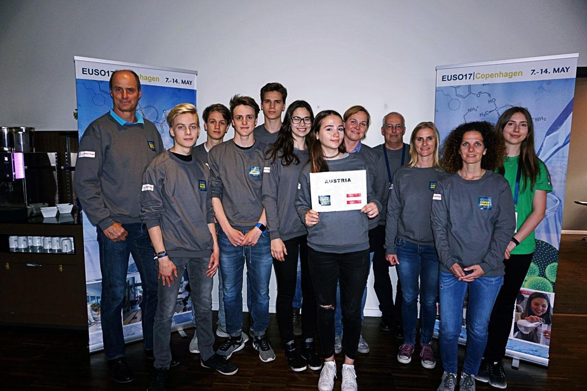 Team Austria 2017
