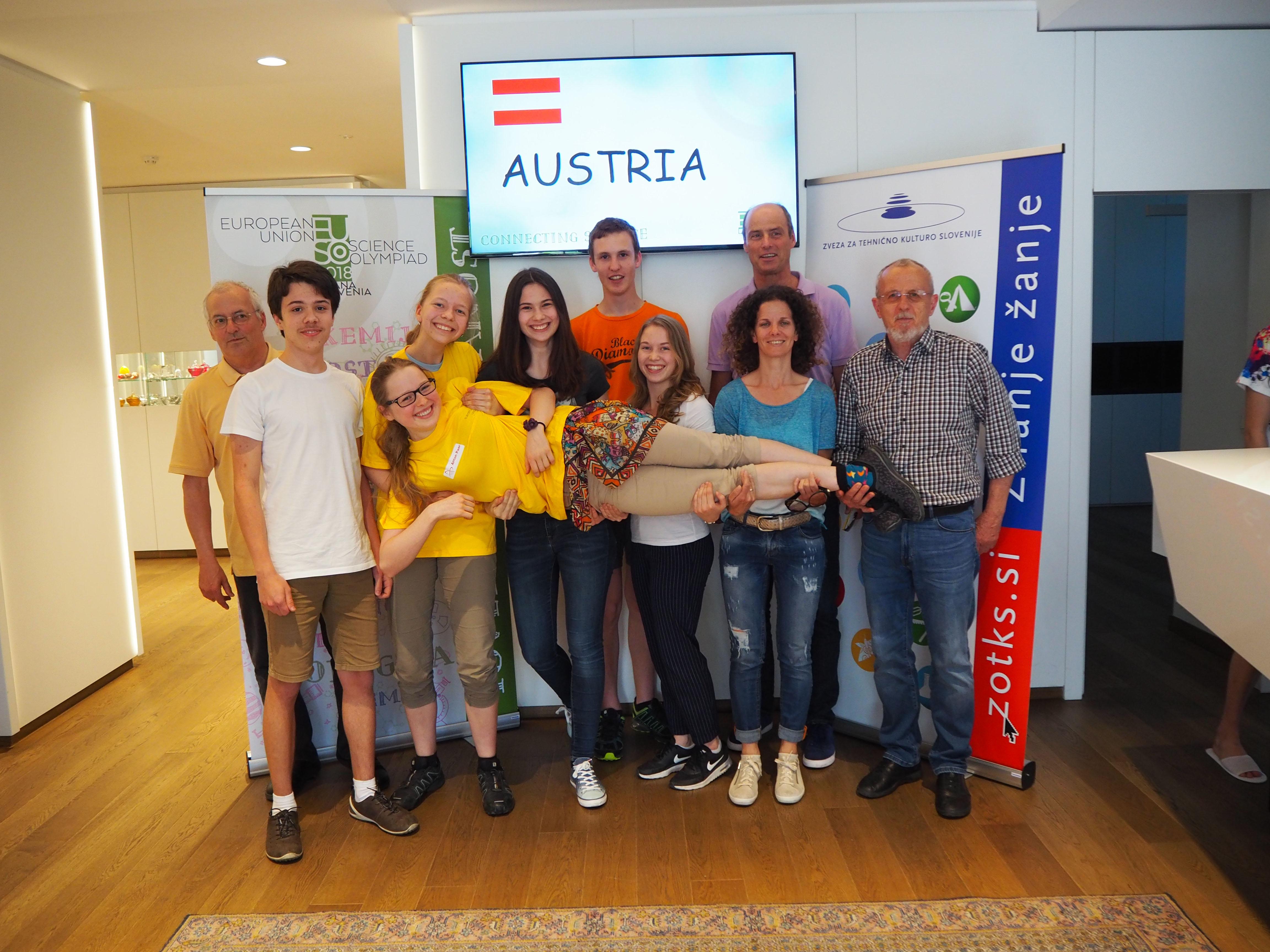 Team Austria 2018